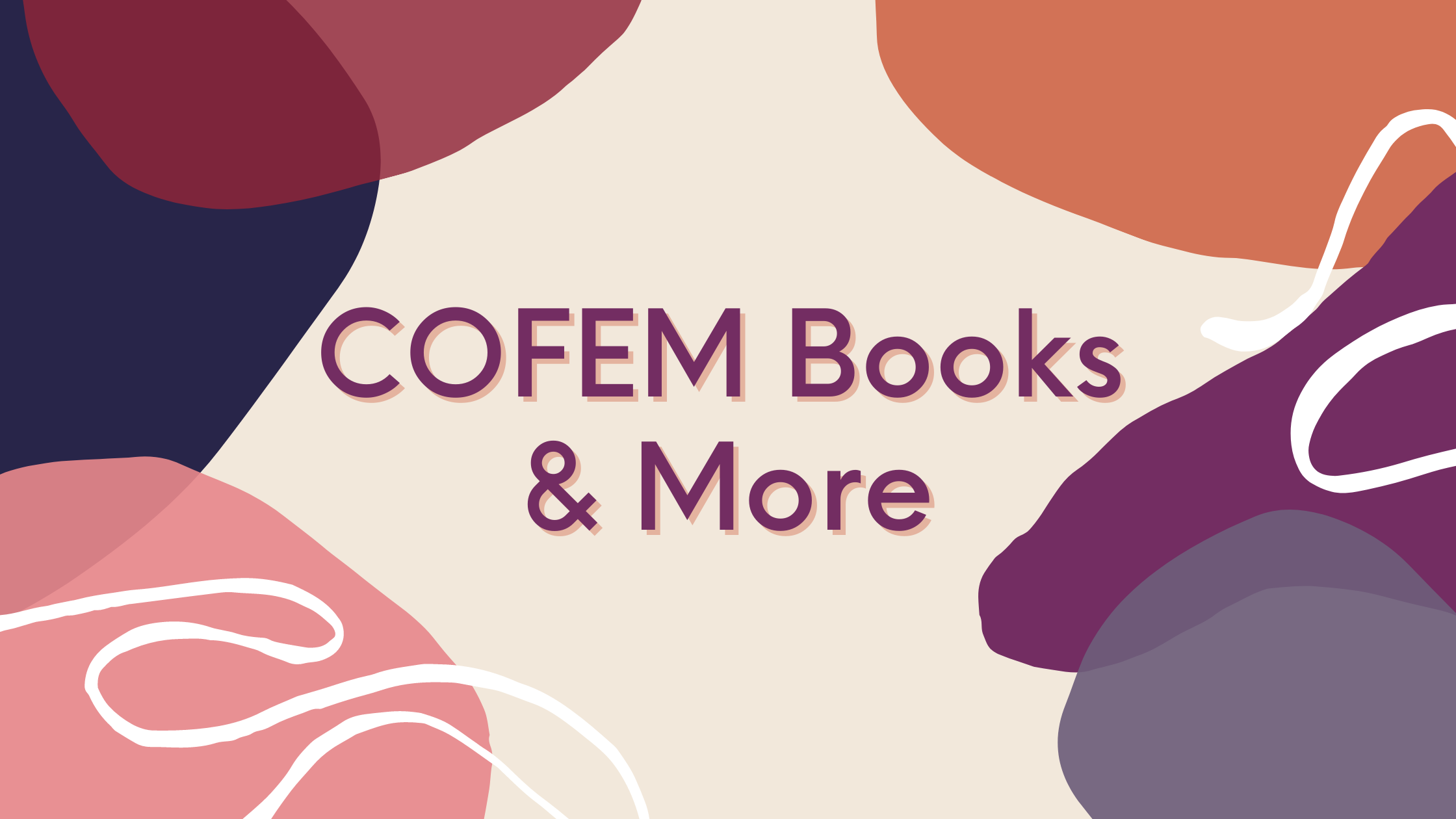 Cofem books and more